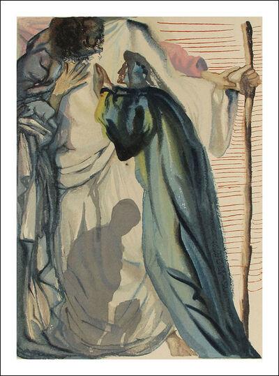 Salvador Dalí, 'A Spirit Interrogating Dante, The Divine Comedy', 1960