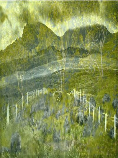 Albert Watson, 'Double Exposure through Windshield', 2013