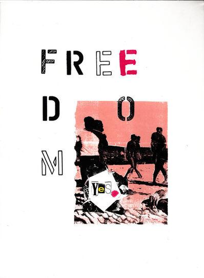 Maite Baron, 'Freedom (Screenprint Variations)', 2021
