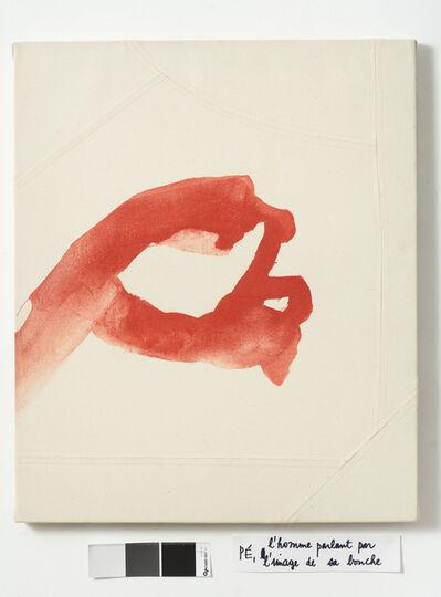 Vincent Gassin-Gradstein, 'Pé', 2016