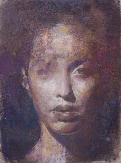 Yuriy Ibragimov, 'Purple Haze', 2016