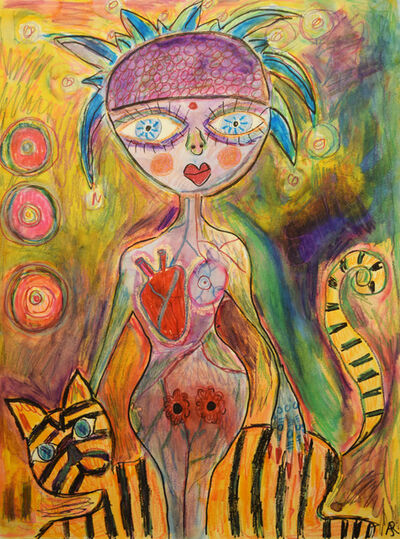 Angela Rogers, 'Fool #2', 2015
