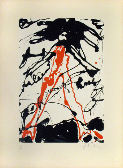 Claes Oldenburg, 'Striding Figure - Conspiracy: The Artist as Witness', 1971