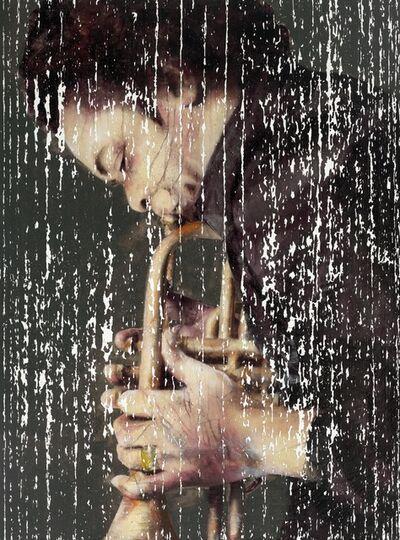 Lita Cabellut, 'Miles Davis', 2020