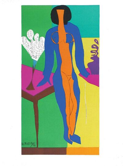 Henri Matisse, 'Zulma', 1954