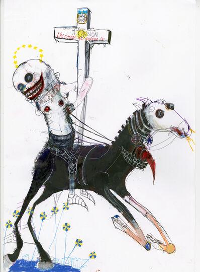 Kinki Texas, 'Simon Rider', 2019