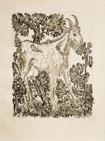 Pablo Picasso, 'La Chèvre  (The Goat)', 1936
