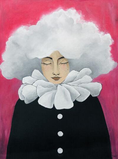 Pauline Bailly, 'Un air de Pierrot', 2019