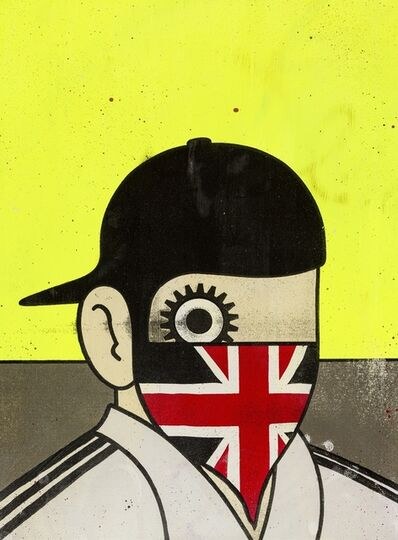 Paul Insect, 'Clockwork Britain (Neon Special)', 2012