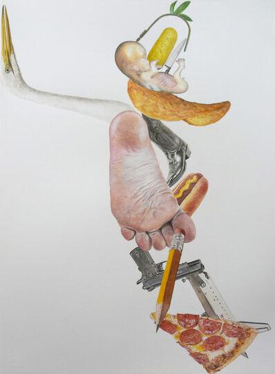 Alfred Steiner, 'Duck (Daffy)', 2013