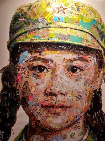 Virut Panchabuse, 'Mao Girl ', 2017