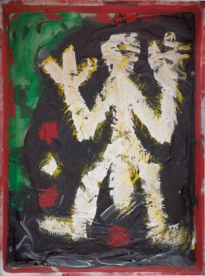 A.R. Penck, 'Ohne Titel', 1990
