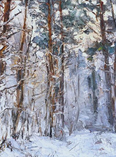 Ulrich Gleiter, 'Heavy Snow'