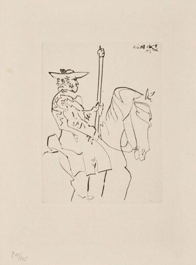 Pablo Picasso, 'Picador', 1960