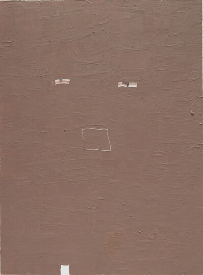 Richard Aldrich, 'Untitled (Judd Face)', 2014