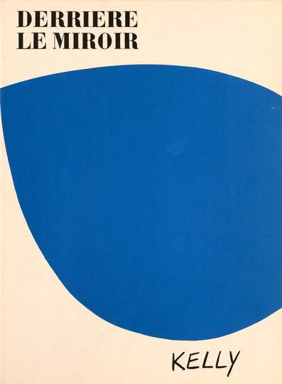 Ellsworth Kelly, 'Derrière le Miroir No. 110 - Kelly', 1958