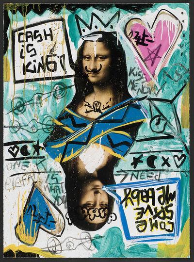 Domingo Zapata, 'Il Re', 2020