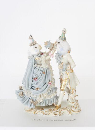 Les Deux Garçons Atelier, 'La dame de compagnie crédule', ca. 2016
