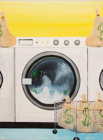 Stephen Green, 'Money Laundering', 2014