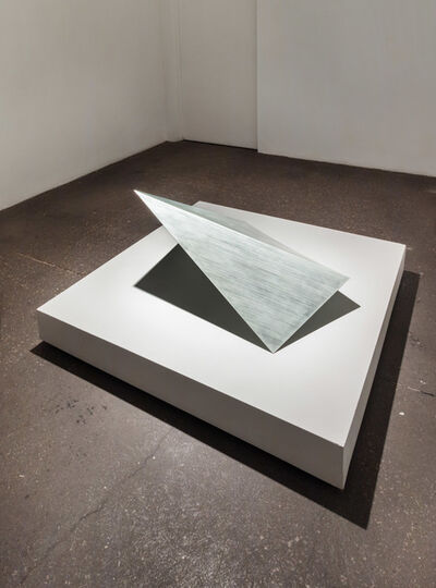 Jennifer Rose Sciarrino, 'Folded Facet 2 (Bronze)', 2012
