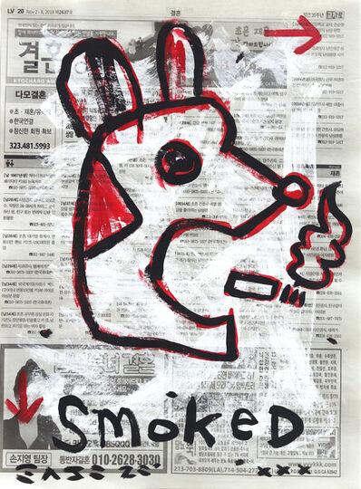 Gary John, 'Smoked Like BBQ', 2020