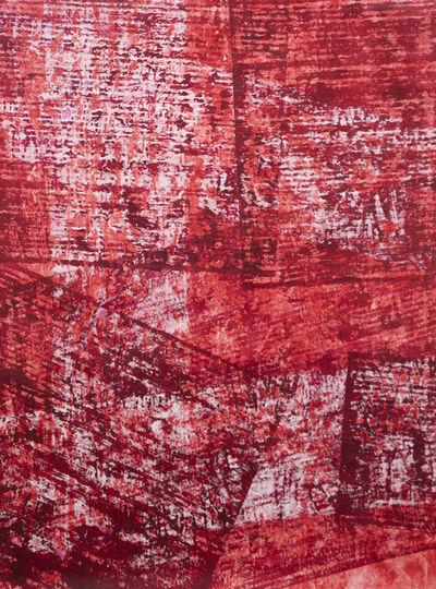 Bernd Mechler, '5 (Monotype)', 2020