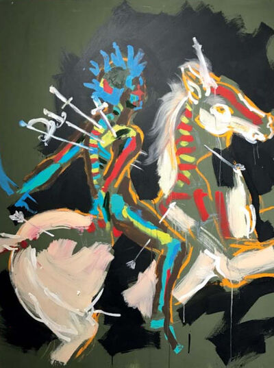 Bradley Theodore, 'Soldier On Horse ', 2016