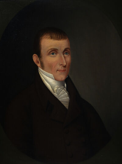 Johsua Johnson, 'A Baltimore Shipowner', ca. 1815