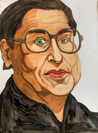 Rudy Shepherd, 'Ruth Bader Ginsberg, Associate Justice of the Supreme Court.', 2018