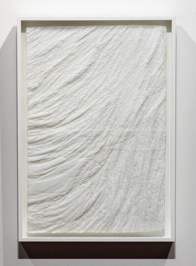 Heidi Schwegler, 'Muffles (03, white)', 2017