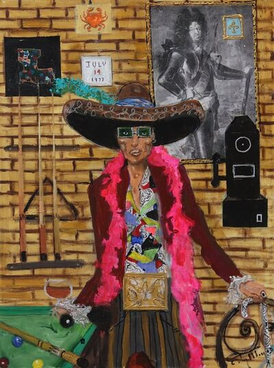 Ealy Mays, 'Zydeco King', 2008
