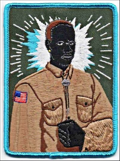 Kerry James Marshall, 'Scout Master (for Museum of Contemporary Art, Los Angeles) ', 2017