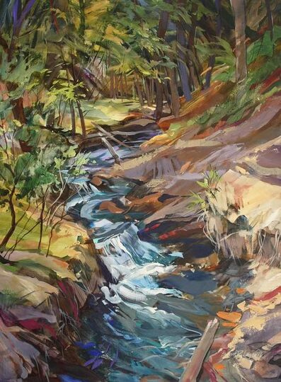 Brent Laycock, 'Forest Creek', 2017