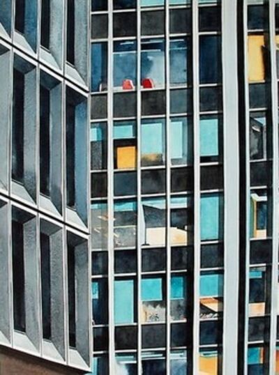 Amy Park, 'Concrete and Glass, Midtown East (NYC)'