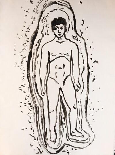 Andy Warhol, 'Nude Male', 1982