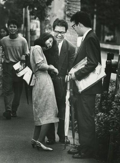 Ed van der Elsken, 'Harajuku, Tokyo', 1987