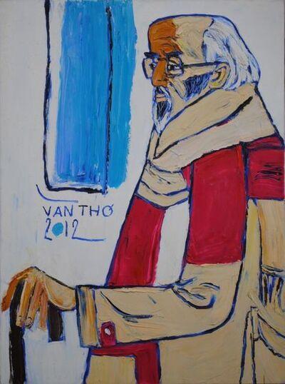Van Tho, 'The Old Poet.', 2012