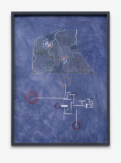 Shannon Bool, 'Landhaus aus Glas, Landhaus aus Backstein', 2020