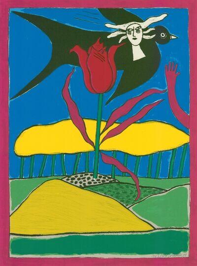 Corneille, 'Thumbelina (Däumelinchen)', 1990-2000
