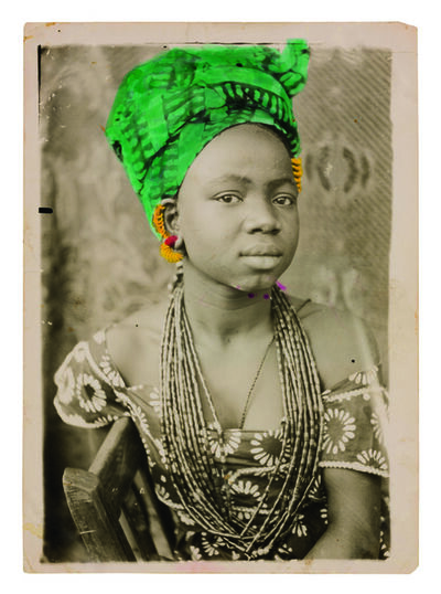 Seydou Keïta, 'young Malian woman', 1949-1951