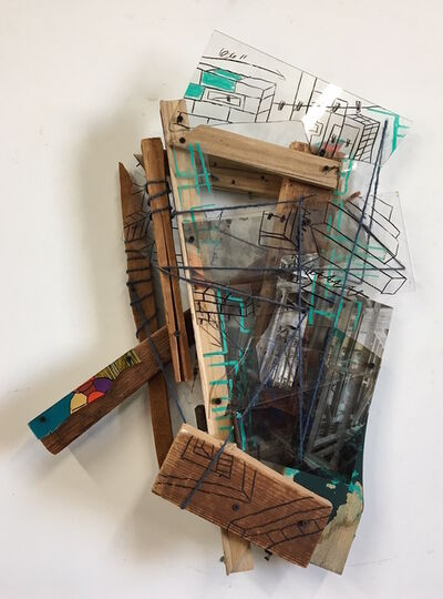 Susan Feldman, 'Two Sides (A)', 2017