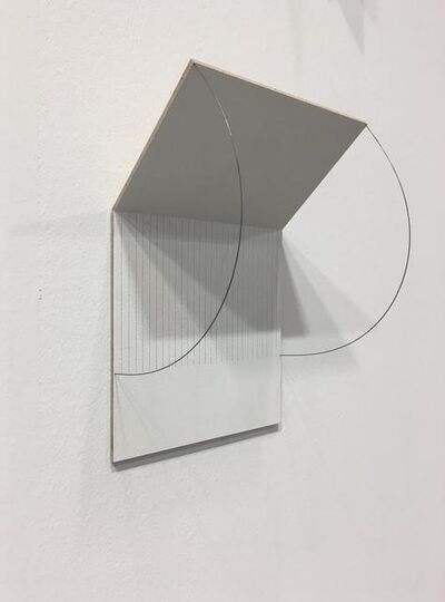 Jong Oh, 'Folding Drawing #17', 2019