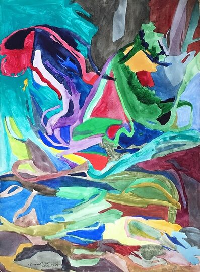 Amaranth Ehrenhalt, 'Emerald', 1959