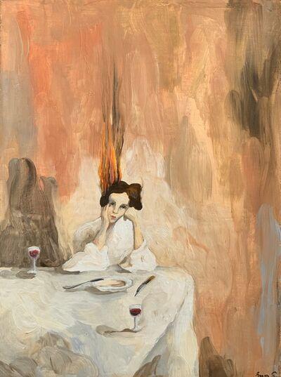 Swan Scalabre, 'Incandescentes- Marie', 2021