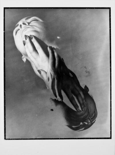 Erwin Blumenfeld, 'Hands and Face New York, 1957', 1957/1989