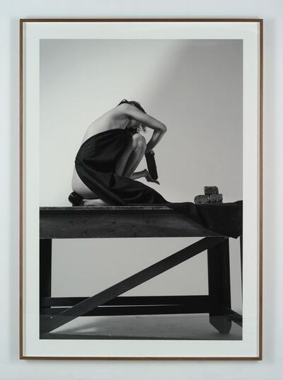 Collier Schorr, 'The Bricks (A.)', 2013