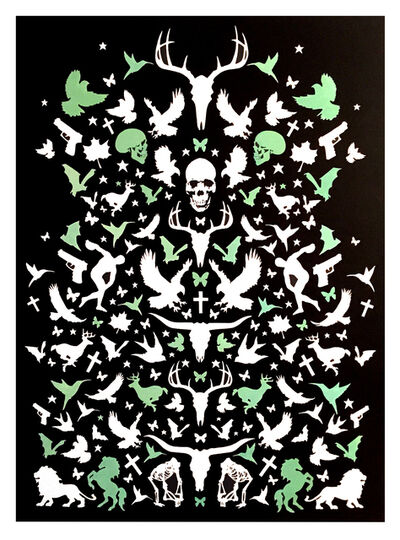Joseph Grazi, 'Garden of Eden'