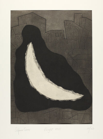 Arpana Caur, 'Night', 1995