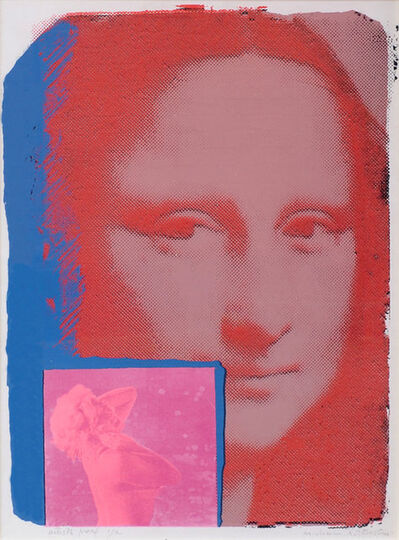 Michael Rothenstein, 'Mona Monroe', 1969-1970