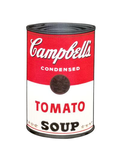 Andy Warhol, 'Tomato Soup', 1970